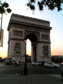Paris - Arc de Triomphe #01.jpg